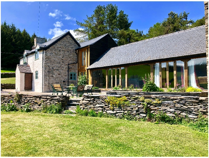 Denbighshire Cottage Holidays - Click here for more about Pant Dafydd Goch
