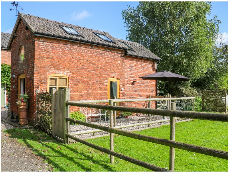 Cheshire Cottage Holidays - Click here for more about Chequer Stable