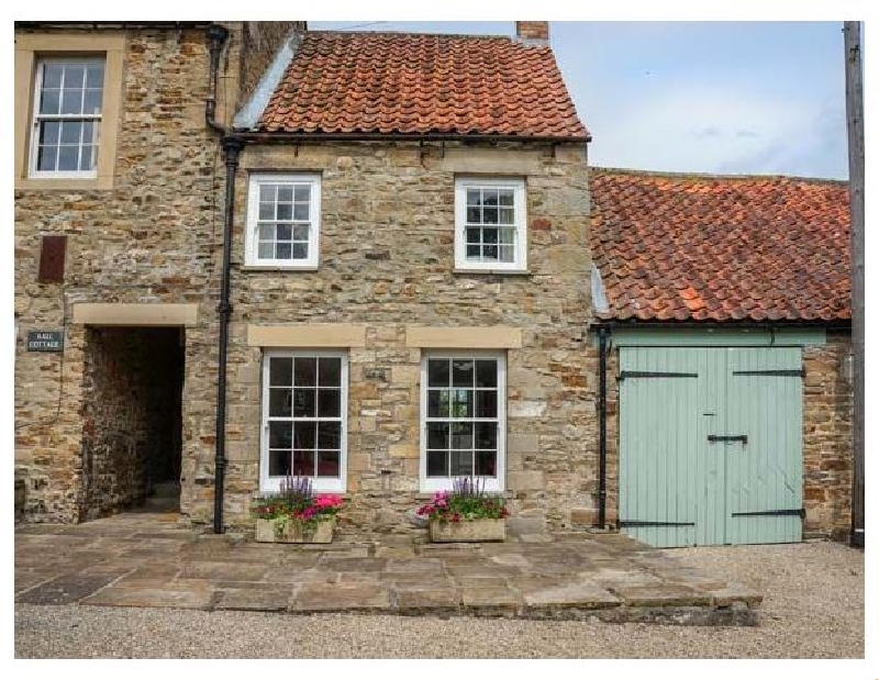 County Durham Cottage Holidays - Click here for more about Garden Cottage