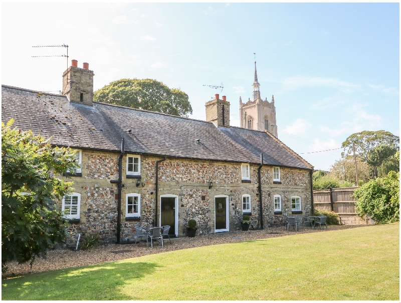 Click here for more about Flint Cottage