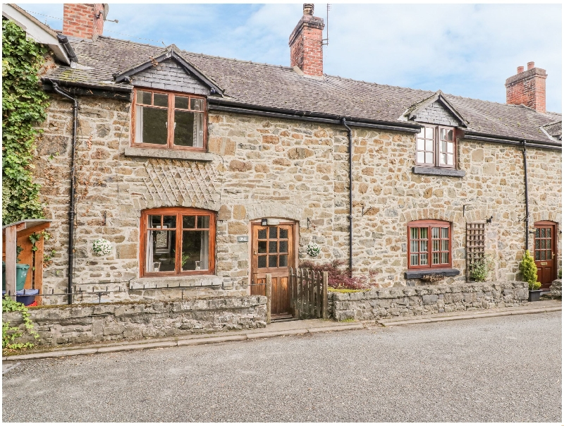 Cardiganshire Cottage Holidays - Click here for more about 1 West View