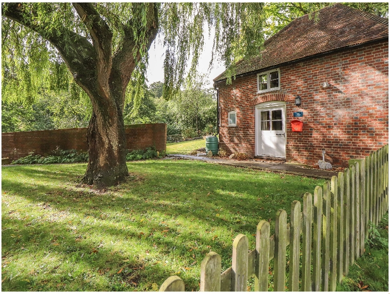 Kent Cottage Holidays - Click here for more about Weir Cottage