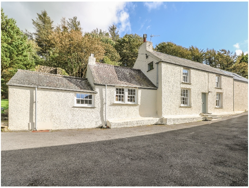 Cardiganshire Cottage Holidays - Click here for more about Leeward Cottage