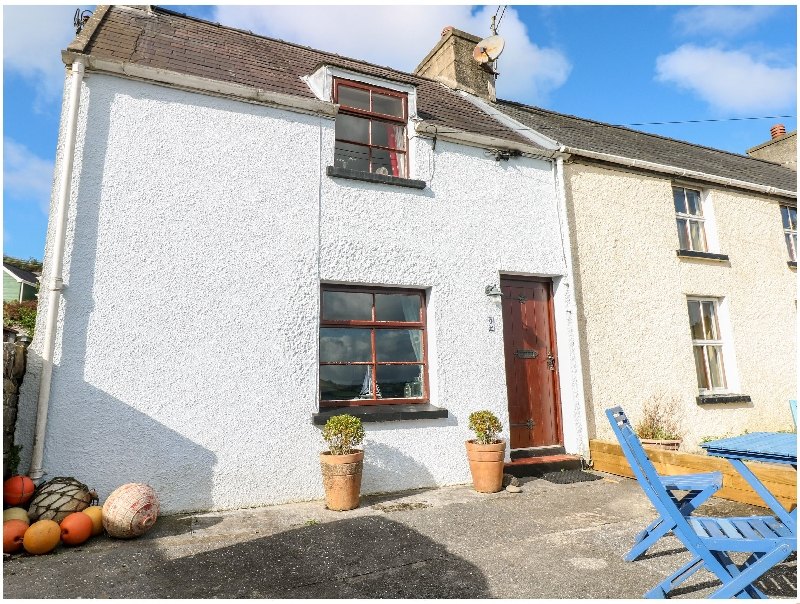 Cardiganshire Cottage Holidays - Click here for more about 2 Strand Cottages