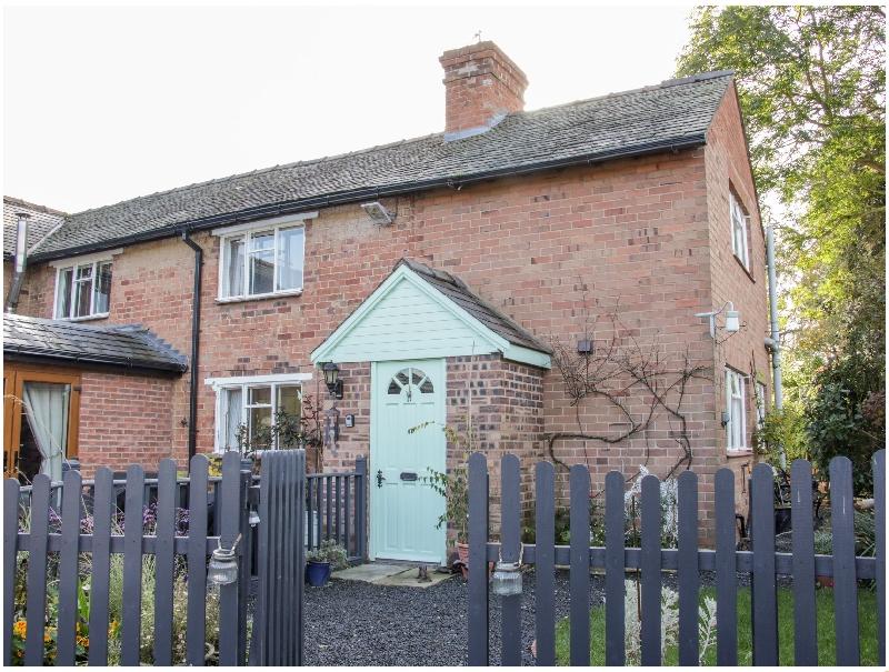 English Cottage Holidays - Ensdon Lea Cottage