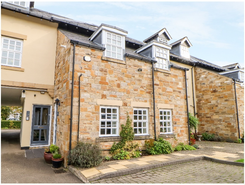Northumberland Cottage Holidays - Click here for more about Woodham Court