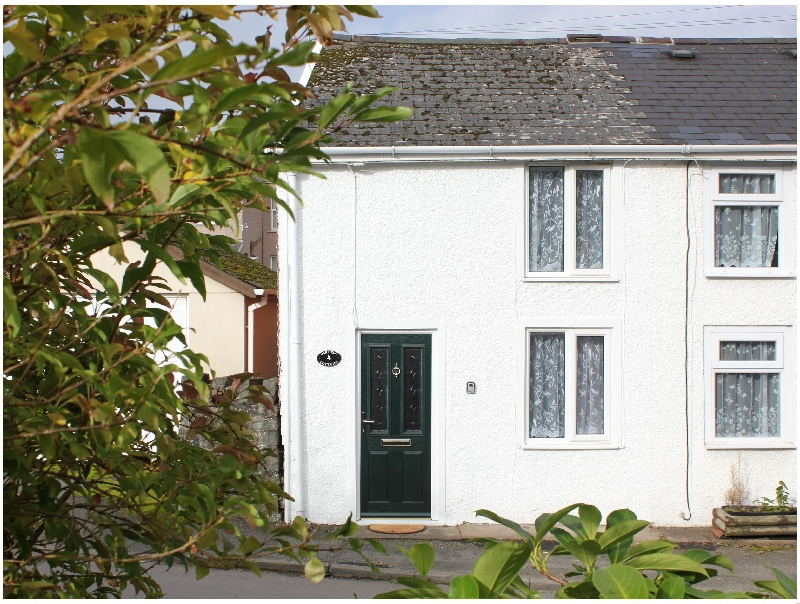Cardiganshire Cottage Holidays - Click here for more about 4 Oakfield Cottages