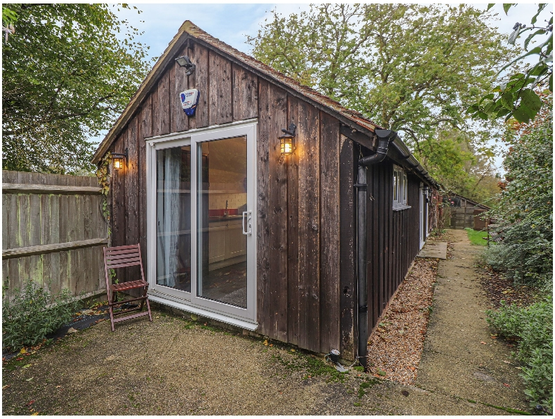Kent Cottage Holidays - Click here for more about Shepherd's Farm Cottage