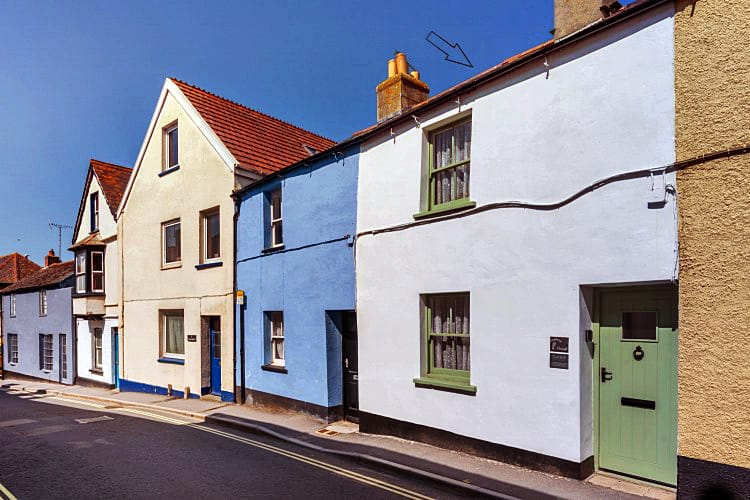 Dorset Cottage Holidays - Click here for more about Seahorse Cottage