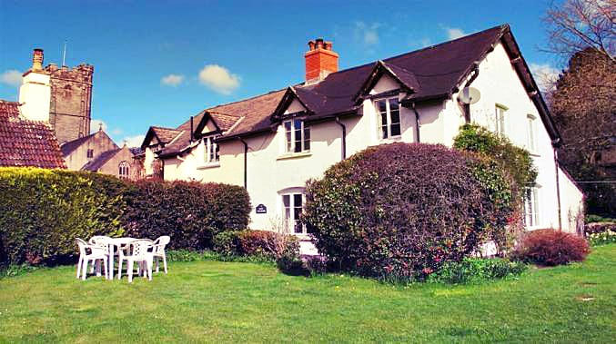 Somerset Cottage Holidays - Click here for more about East Galliford
