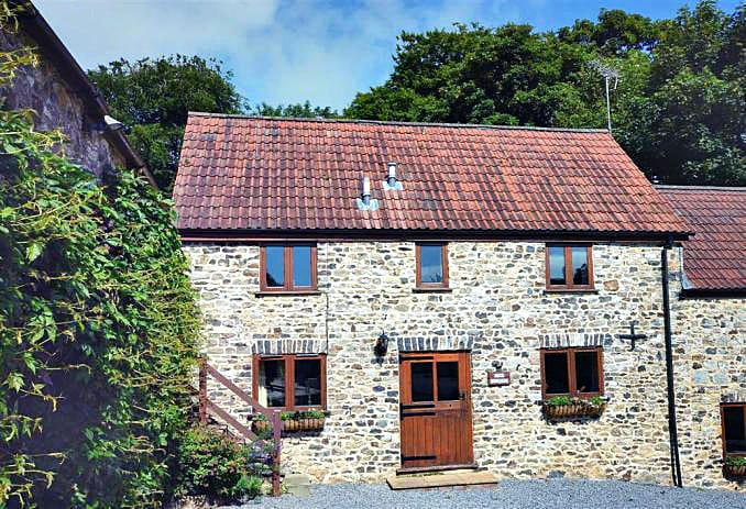 Somerset Cottage Holidays - Click here for more about Ford Farm Cottage