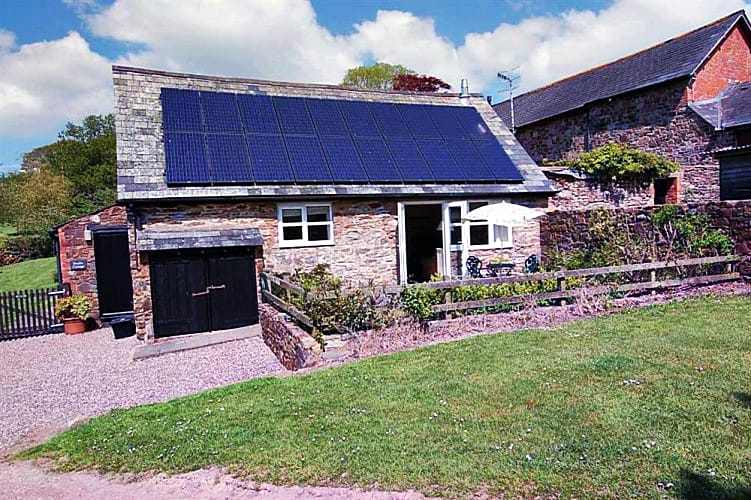 Somerset Cottage Holidays - Click here for more about Bramble Cottage