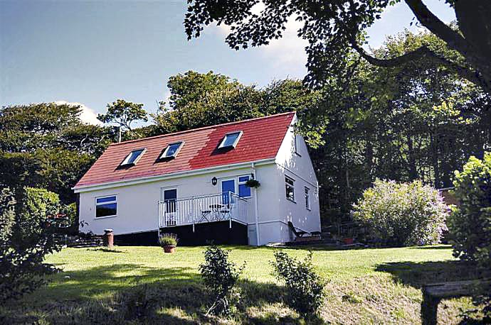 Devon Cottage Holidays - Click here for more about Piers Lodge
