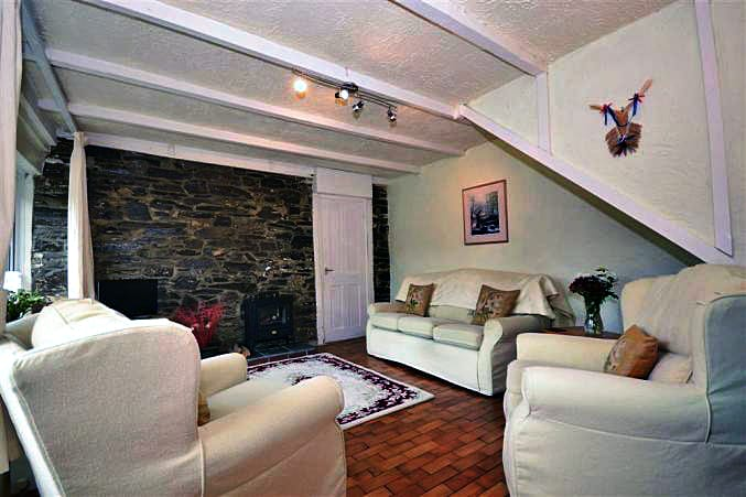 Cornwall Cottage Holidays - Click here for more about Treverbyn Vean Stable